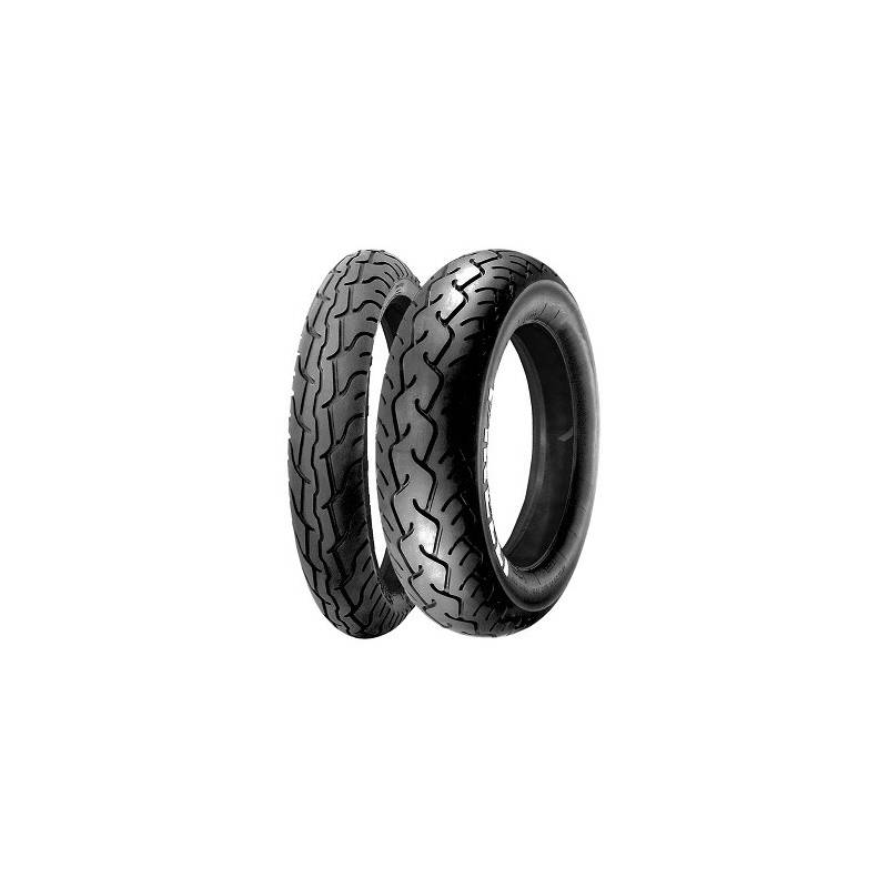 Neumático moto pirelli 120/90 - 17 m/c 64s route mt 66