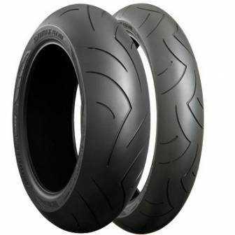 Bridgestone 120/70 Zr17 Bt-01f 58w Tl Battlax