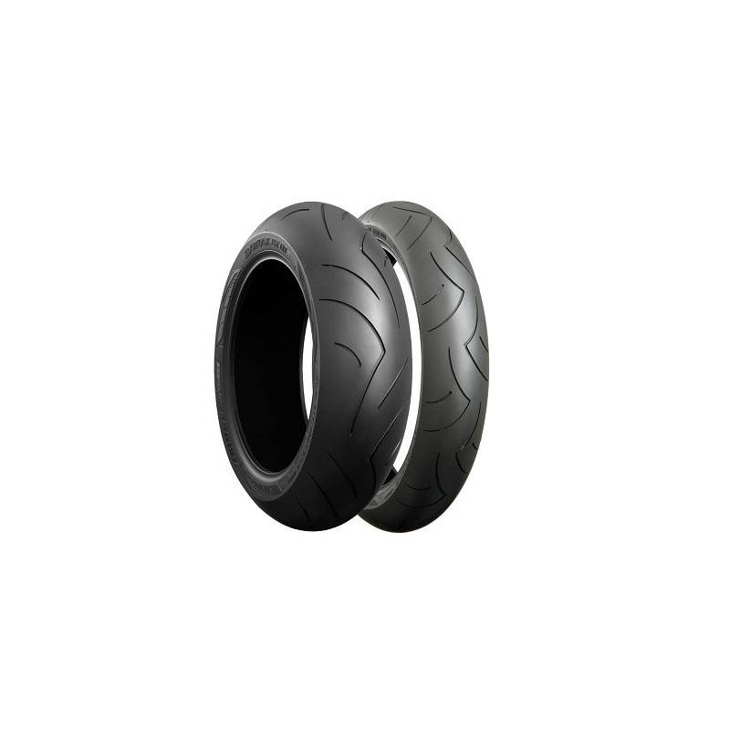 Bridgestone 120/70 Zr17 Bt-01f 58w Tl Battlax