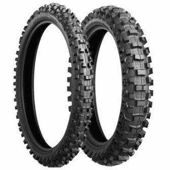 Bridgestone 70/100-17 M203 40m Tt Motocross 85cc