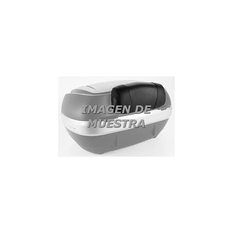 Respaldo Baul Moto Givi E111 Negro/Gris