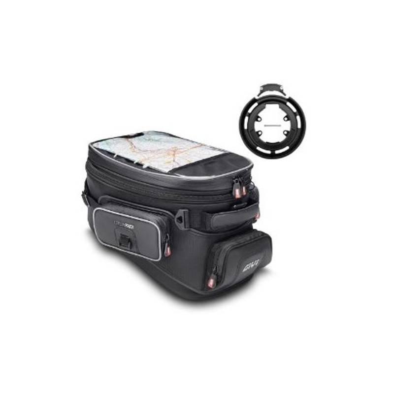 Bolsa Deposito Moto Tancklock Givi Xstream Xs308 Negro