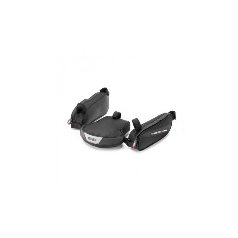 Bolsas Traseras Moto Givi Xstream Xs315 Negro