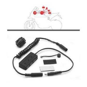 Kit Power Hub Alimentacion Moto Givi S111