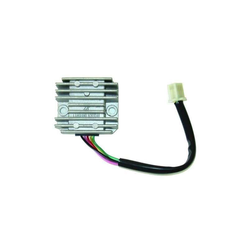 REGULADOR de corriente para moto y ciclomotor 04168311
