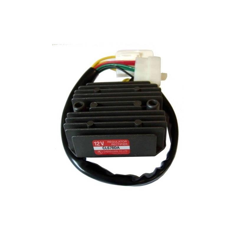 REGULADOR de corriente para moto y ciclomotor 04179270