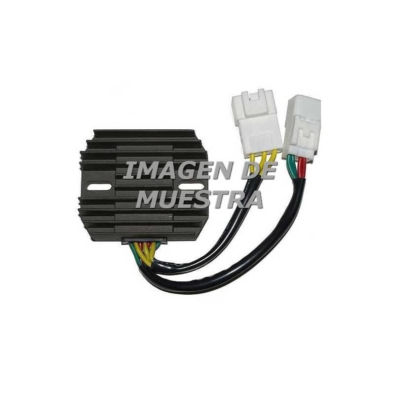 REGULADOR de corriente para moto y ciclomotor 04012521