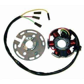 Stator de encendido electronico para moto con referencia 04128029