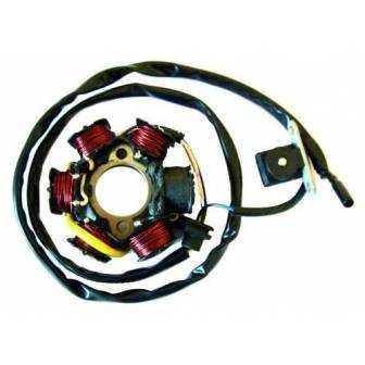 Stator de encendido electronico para moto con referencia 04163037