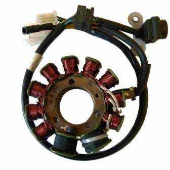 Stator de encendido electronico para moto con referencia 04163056