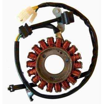 Stator de encendido electronico para moto con referencia 04163058