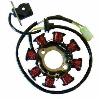 Stator de encendido electronico para moto con referencia 04163062