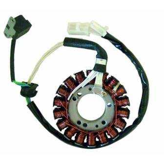 Stator de encendido electronico para moto con referencia 04163069
