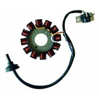 Stator de encendido electronico para moto con referencia 04163072