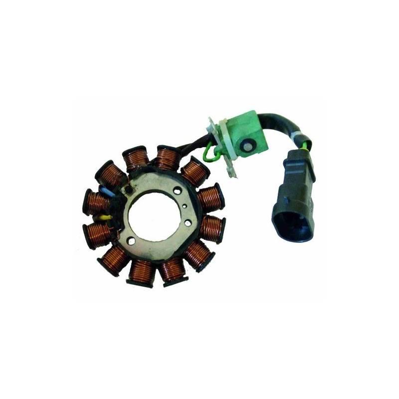 Stator de encendido electronico para moto con referencia 04168011