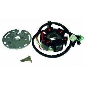 Stator de encendido electronico para moto con referencia 04168013