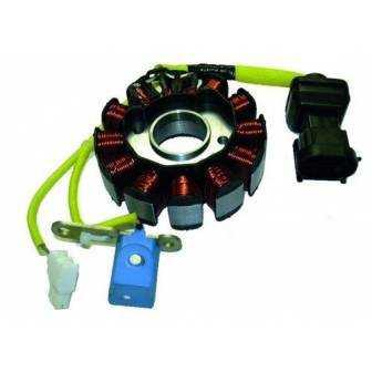 Stator de encendido electronico para moto con referencia 04168021