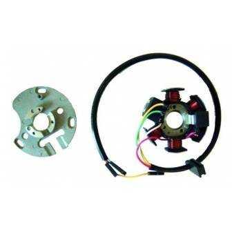 Stator de encendido electronico para moto con referencia 04168036