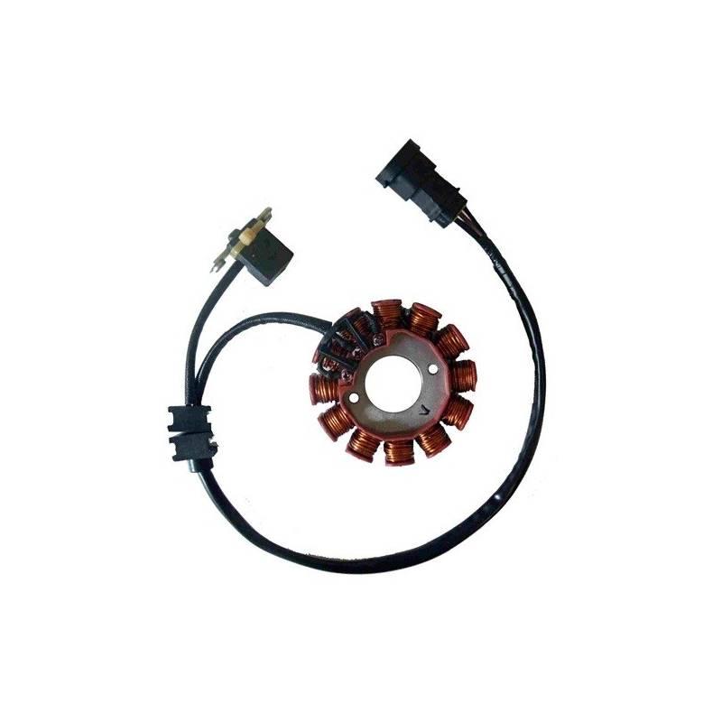 Stator de encendido electronico para moto con referencia 04168058