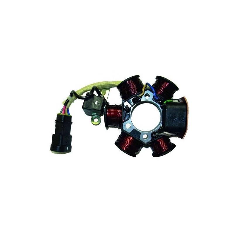 Stator de encendido electronico para moto con referencia 04168081