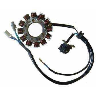 Stator de encendido electronico para moto con referencia 04174502