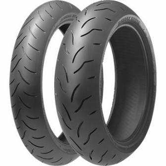 Bridgestone 120/60 Zr17 Bt016fp 55w Tl Battlax