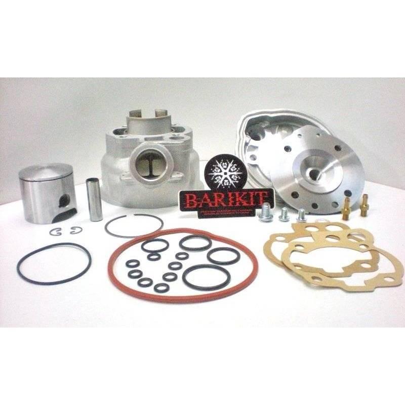 Cilindro de moto Barikit D40,3 AM6 con culatin EQ-991-S