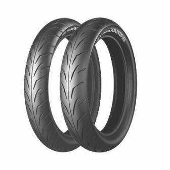 Bridgestone 100/80-17 Bt39f 52h Tl Battlax