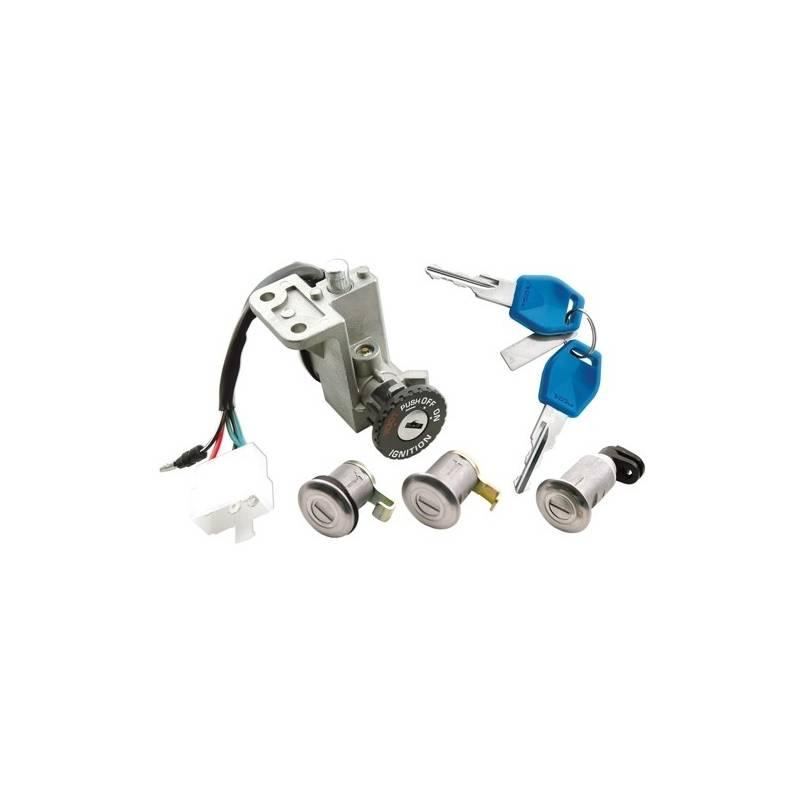 Cerradura contacto moto Kymco Like 50-125-150 ref.12505