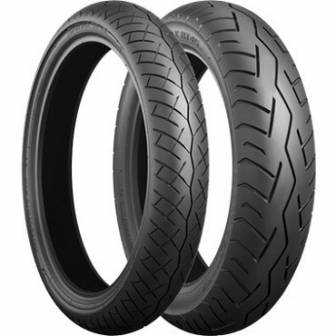 Bridgestone 100/80-18 Bt45f 53h Tl Battlax