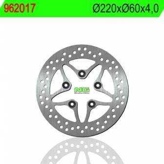 Disco de freno NG para moto referencia 017