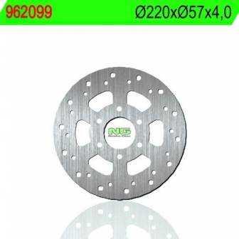 Disco de freno NG para moto referencia 099