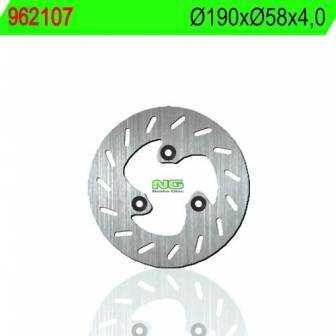 Disco de freno NG para moto referencia 107