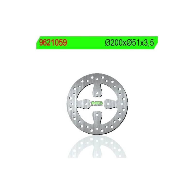 Disco de freno NG para moto referencia 1059