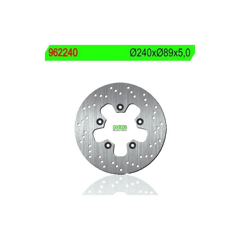 Disco de freno NG para moto referencia 240