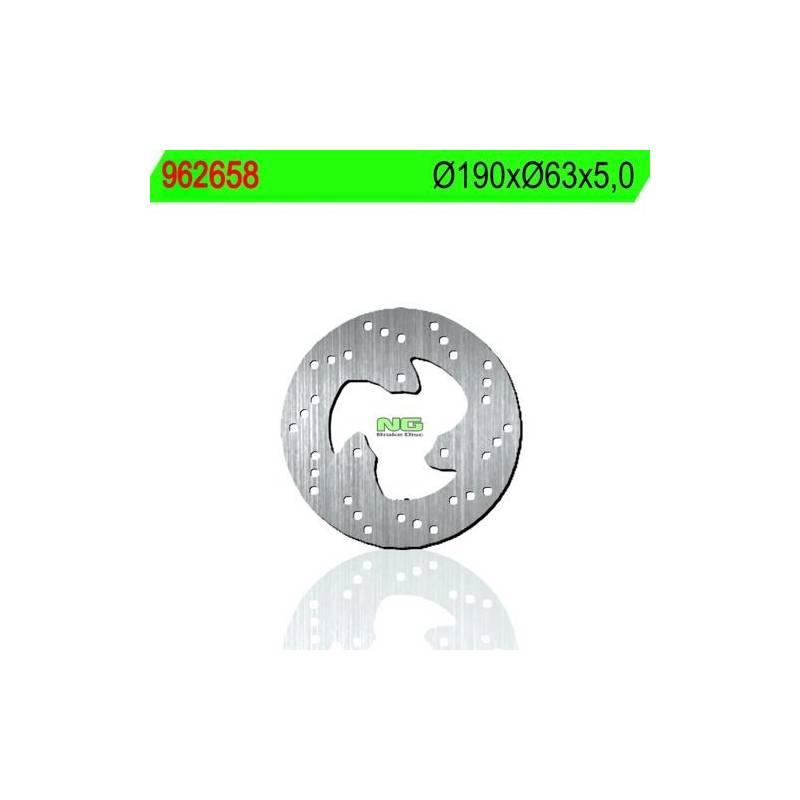 Disco de freno NG para moto referencia 658