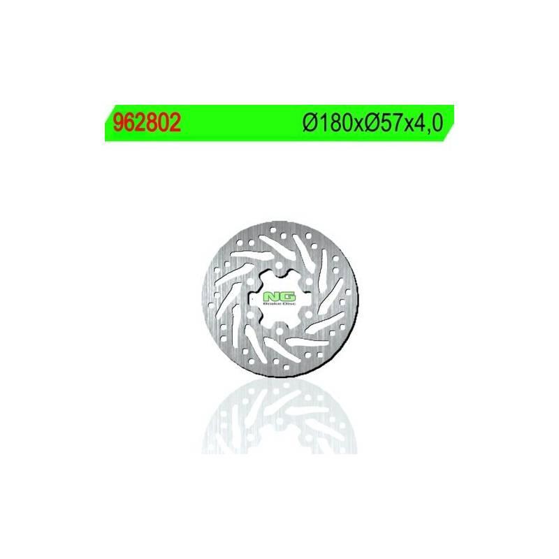 Disco de freno NG para moto referencia 802