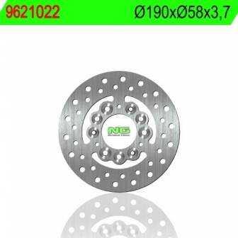Disco de freno NG para moto referencia 1022