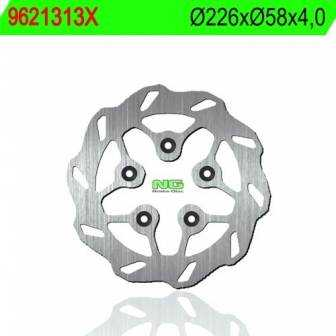 Disco de freno NG ondulado para moto ref. 1313X