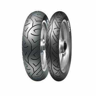 Neumático moto pirelli 100/80 - 17 m/c 52h tl sport demon