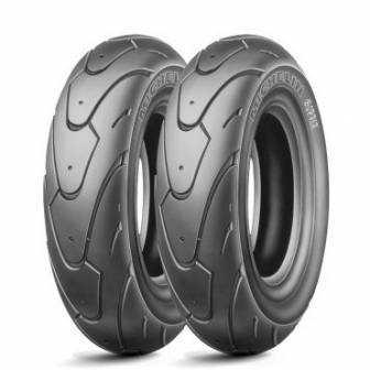 Michelin Moto 130/90-10 61l Bopper Tl/Tt