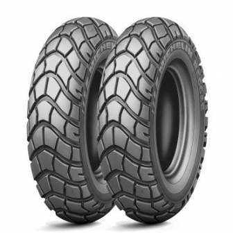 Michelin Moto 120/90-10 57j Reggae Tl