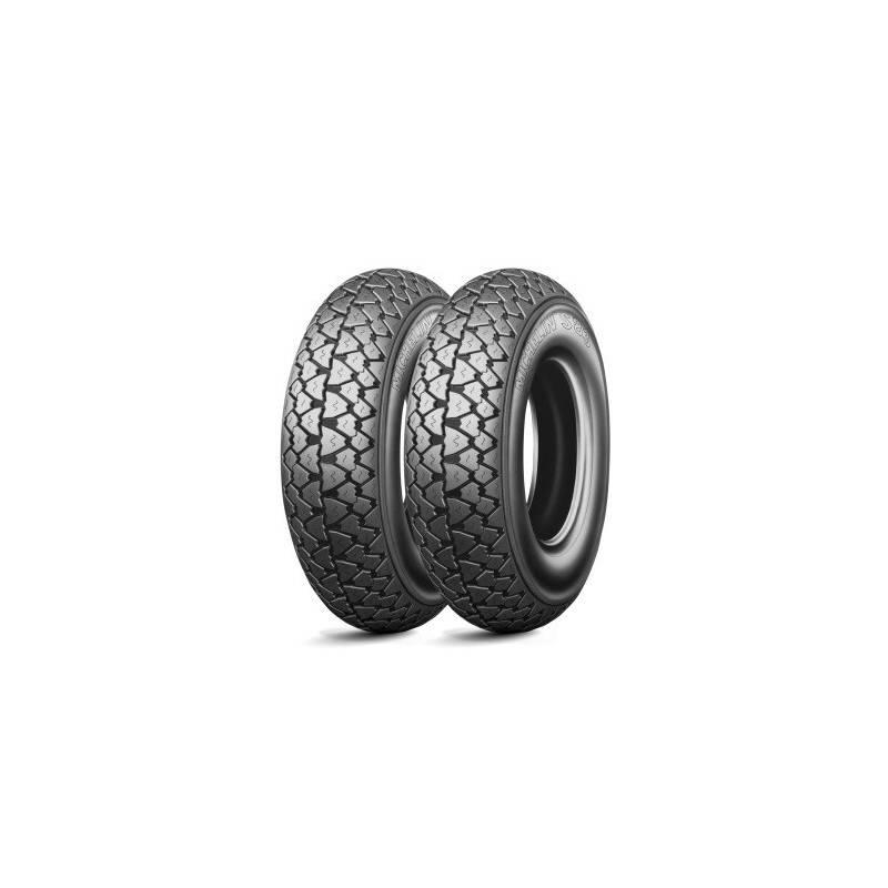 Michelin Moto 3.50-10 59j Reinf S83 Tl/Tt