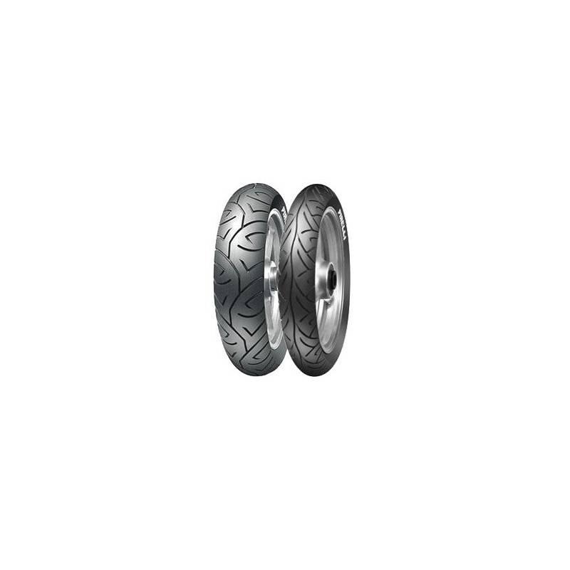 Neumático moto pirelli 130/70 - 18 m/c 63h tl sport demon