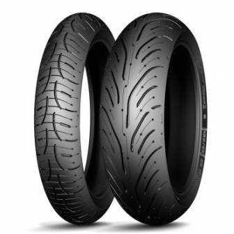 Michelin Moto 120/70 Zr 17 M/C (58w) Pilot Road 4 F Tl