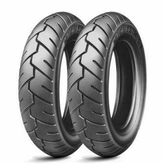 Michelin Moto 100/90-10 56j S1 Tl/Tt