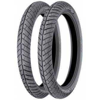 Michelin Moto 80/90 Zr 16 M/C 48p City Pro Tt
