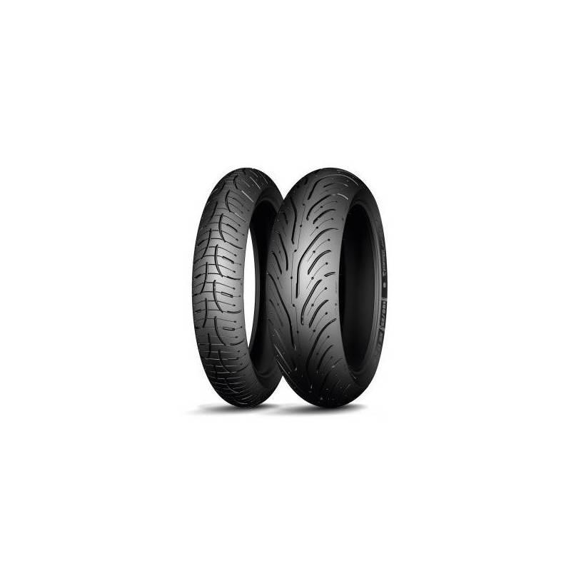 Michelin Moto 160/60 Zr 14 M/C 65h Pilot Road 4 Tl