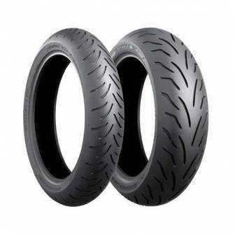 Bridgestone 130/70 Zr 12 62p Tl Sc1