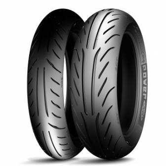 Michelin Moto 130/70-12 M/C 62p Reinf Power Pure Sc Rear Tl